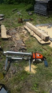 Testing Stihl 056 Open Port | Chainsaw Milling Addict Home Page